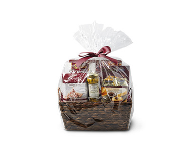 Assorted Savory and Sweet Gift Basket View 2