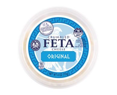 Emporium Selection Feta Cheese Crumbles