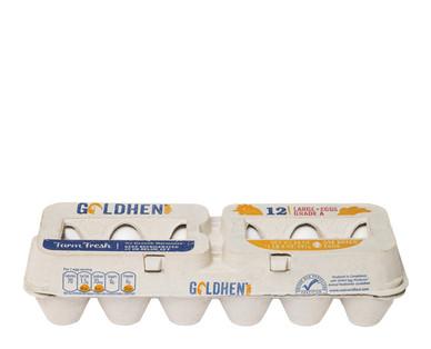 Goldhen Large Eggs Grade A