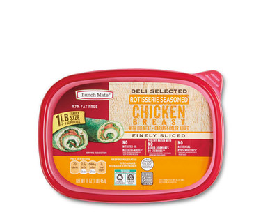 Lunch Mate Rotisserie Chicken Tub
