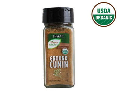 Simply Nature Organic Ground Cumin