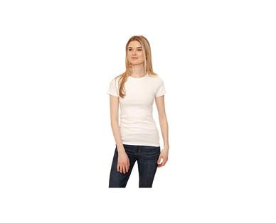 Serra Ladies 2-Pack Crew T-Shirt View 4