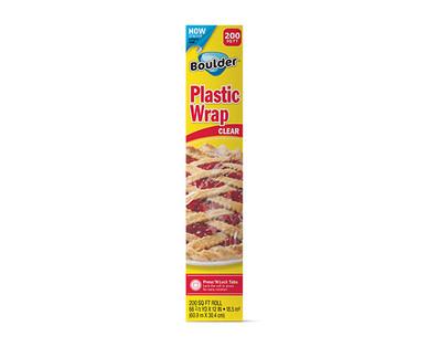 Boulder Plastic Wrap