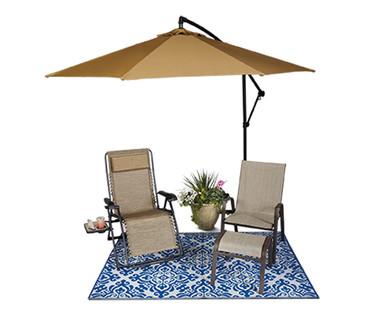 Huntington Home Reversible 5 X 7 Indoor Outdoor Rug