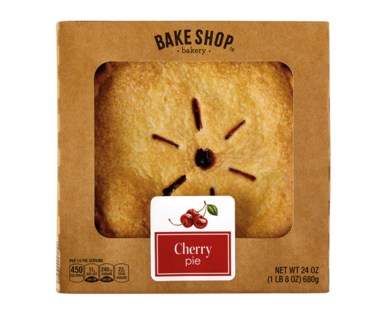 "Bake Shop 8"" Cherry Pie"