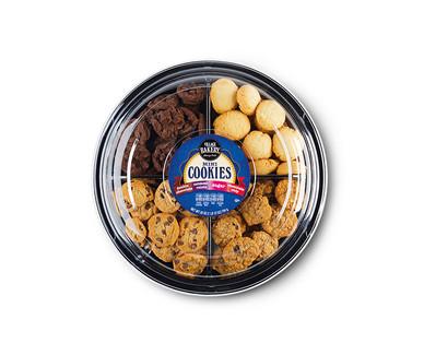 Village Bakery Mini Cookie Platter View 1