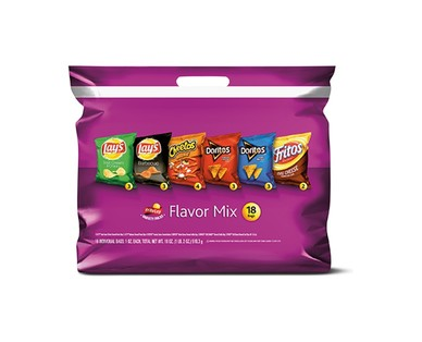 Frito Lay Flavor Mix Variety Pack View 1