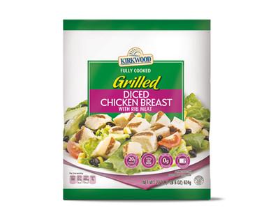 Kirkwood Diced Grilled Chicken