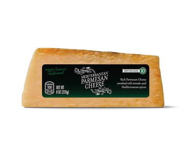 Happy Farms Preferred Cheddar Parmesan, Cheddar Gruyere, Fontina or Mediterranean Parmesan View 4