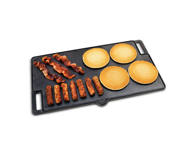 Crofton Cast Iron Reversible Griddle/Grill View 1