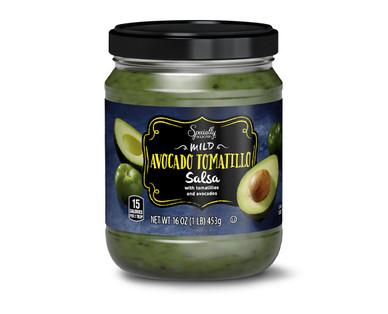 Specially Selected Salsa - Avocado Tomatillo