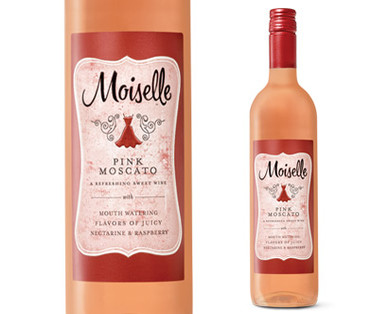 Moiselle Pink Moscato
