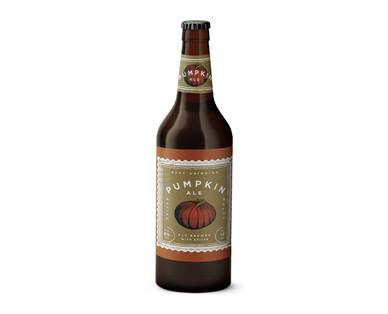 State of Brewing Pumpkin Ale Single Glass
