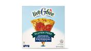 liveGfree Gluten Free Pepperoni Pizza