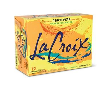 La Croix Sparkling Flavored Water 12pk View 1
