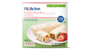 Fit & Active® Strawberry Protein Meal Bars