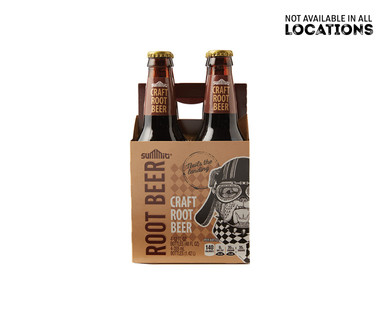 Summit Craft Soda Root Beer or Wild Cola View 1
