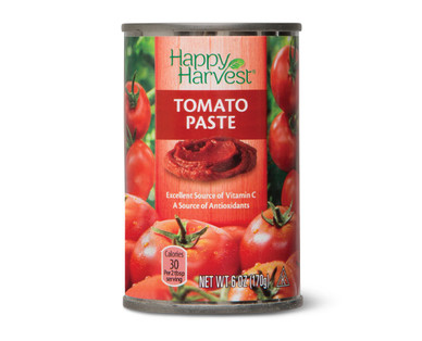 Happy Harvest Tomato Paste Aldi Us