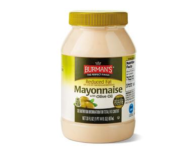Burman's Olive Oil Mayonnaise