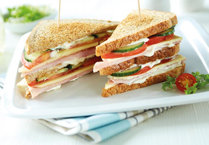 Best-Ever Club Sandwich