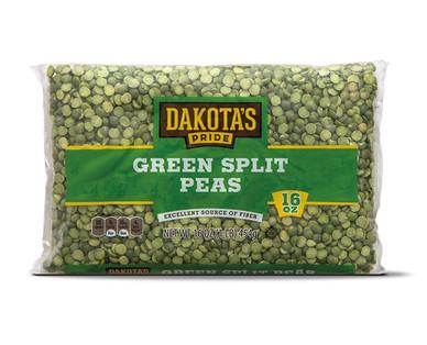 Dakota's Pride Green Split Peas or Green Lentils View 1