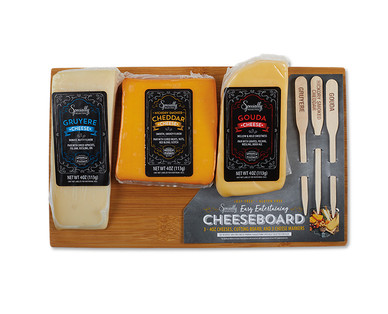 Specially Selected Easy Entertaining Cheeseboard View 1