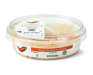 Park Street Deli Spicy Hummus