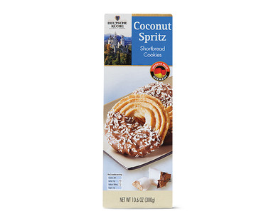 Deutsche Küche Spritz Cookies View 2
