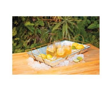 Crofton Galvanized Tray or Beverage Tub View 4