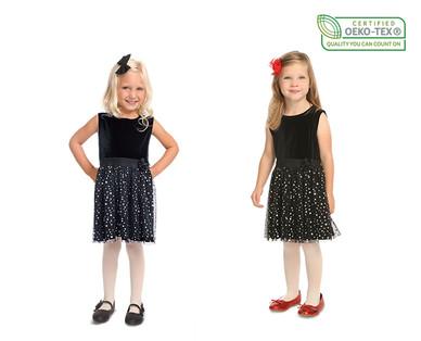 Lily & Dan Girls' Holiday Dress View 1