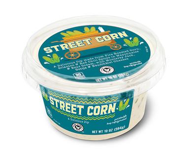 Park Street Deli Street Corn Dip