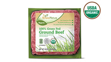 Simply Nature Organic 100 percent Grass Fed Ground Beef. View Details.