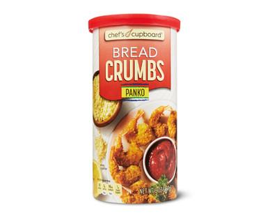 Chef's Cupboard Panko Bread Crumbs