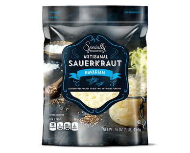 Specially Selected Bavarian Sauerkraut