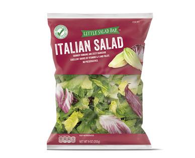 Little Salad Bar Italian Salad