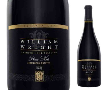 William Wright Reserve Pinot Noir