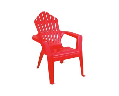 Gardenline Kid's Adirondack Chair View 1