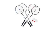 Crane 4-Player Badminton Set
