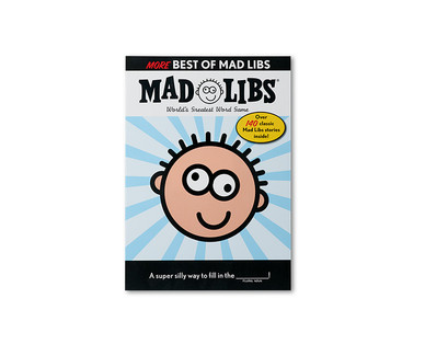 Penguin Large Mad Libs View 5