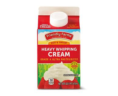 Friendly Farms Heavy Whipping Cream
