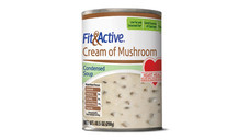 Fit and Active Cream of Mushroom Condensed Soup. View Details.