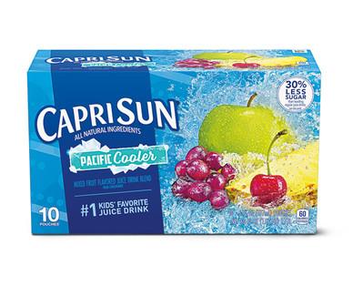 Capri Sun Pacific Cooler Juice Pouches