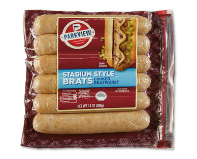 Parkview Stadium Style Brats