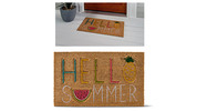 Huntington Home Summer Coir Mat