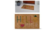 Huntington Home Summer Coir Mat