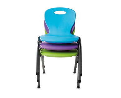 Easy Home Kids' Stacking Chairs View 2