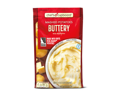 Chef's Cupboard Buttery Mashed Potatoes