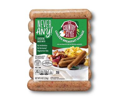 Never Any! Original Chicken Breakfast Sausage