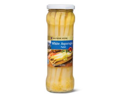 ALDI US Deutsche Küche White Asparagus