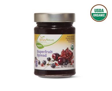SimplyNature Organic Superfruit Spread
